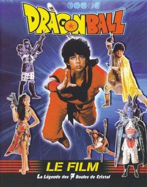 Dragon ball  La légende des 7 boules de cristal