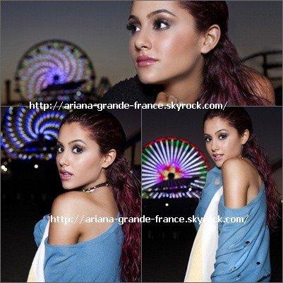 Nouveau Photoshoot ! :D + Nouvel habillage