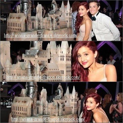 11 juillet 2011: Red Carpet & After Party- Harry Potter& Deathly Hallows Part 2 à New York