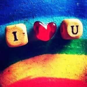 I love you !!!!!♥
