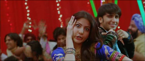 Captures Band Baaja Baaraat