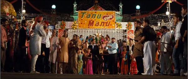 Captures Tanu Weds Manu