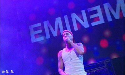 Eminem chantera au Grand prix du Bresil En novembre prochain