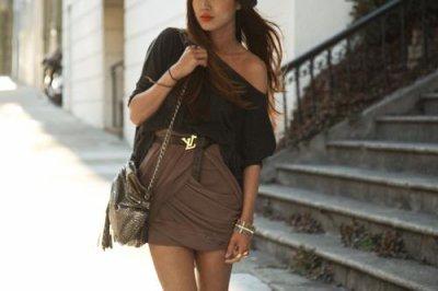 « J'ai toujours respecté la mode, surtout la mienne. »