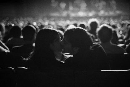 « Chaque baiser est un tremblement de terre. »