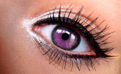 « C'est toujours dans les yeux qu'on voit si les gens sont tristes ou heureux. Le regard, on ne peut pas le maquiller. »