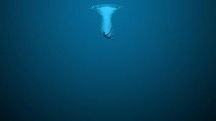 « Ce n'est pas en te repliant sur toi-même que tu vas sortir la tête de l'eau. Et ce n'est ni en fuyant le bonheur que tu vas retrouver le sourire. »