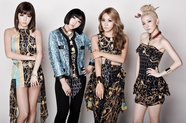 2NE1 (YG Enterteiment)