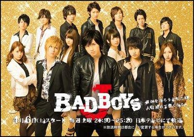 DRAMA : BAD BOYS J