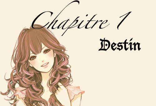 Chapitre 1 : ~ Destin ~