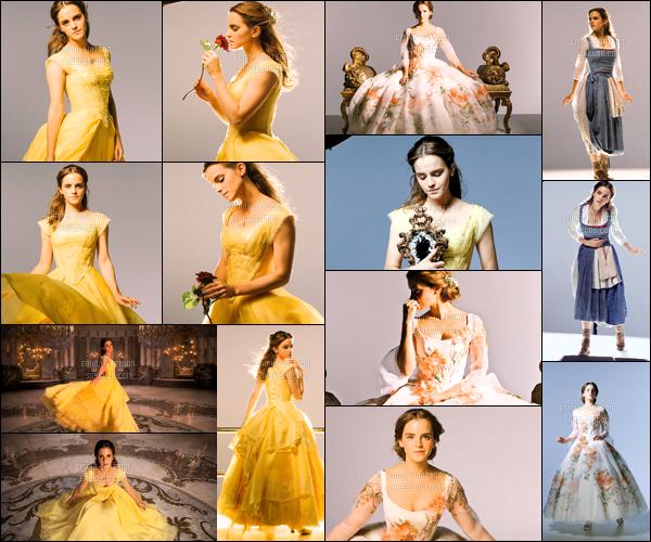 . Voici de nouvelles photos de Belle pour le film la belle et la bête avec Emma Watson ! Merci à WatsonFrance.skyblog de m'avoir aidé à trouver les photos et à EmWatson.com.br et ainsi découvrez le photoshoot complet. .