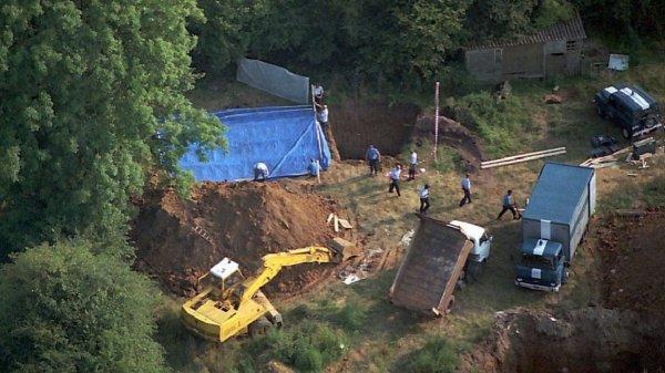 La nuit des fouilles de Sars-la-Buissière: