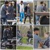 8 Mars 2018 - Shailene Woodley et son chéri Ben Volavola se promenant à Bordeaux, France