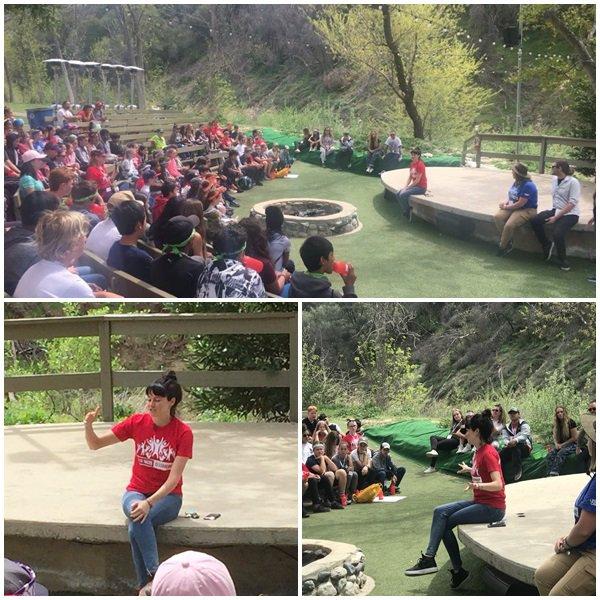 5 Avril 2018 - Shailene était au #AllItTakes au Canyon Creek Summer Camp. Elle est la co-fondatrice