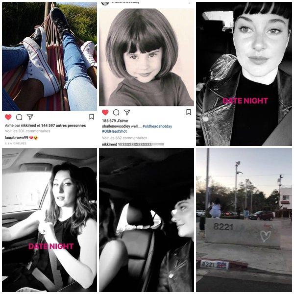 26 Avril 2018 - Shailene Woodley et Isidora Goreshter était au Strong Suit par Ilaria Urbinati Launch Party au Nordstrom à Los Angeles