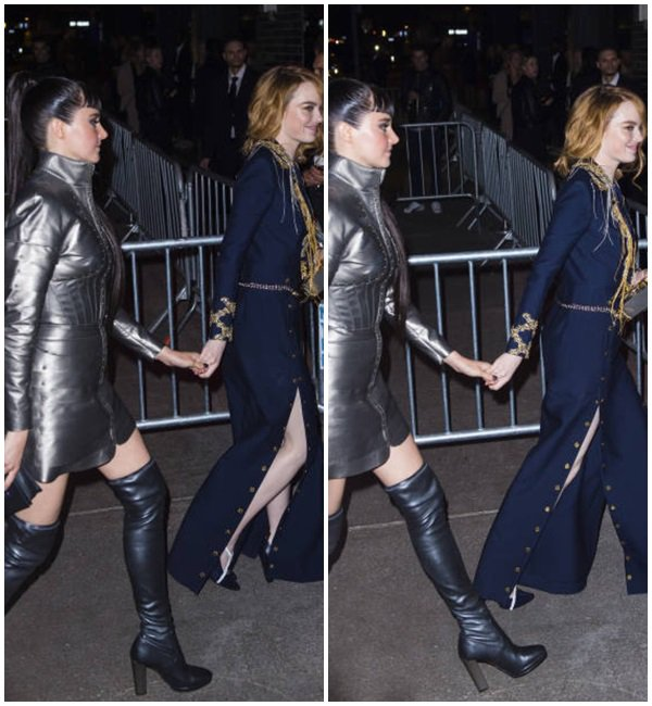7 Mai 2018 - Shailene était au the Heavenly Bodies Fashion & The Catholic Imagination Costume Institute Gala au The Metropolitan Museum of Art à NYC. Puis elle est allée à l'after party organisé par Balmain