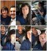 4 et 5 Août 2018 - Shailene Woodley, Kendrick Sampson et des amis font campagne pourr Abdul El-Sayed au Michigan.