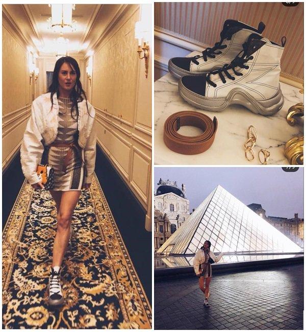 2 Octobre 2018 - Shailene Woodley était au Louis Vuitton SS 2019 show pendant la Paris Fashion Week