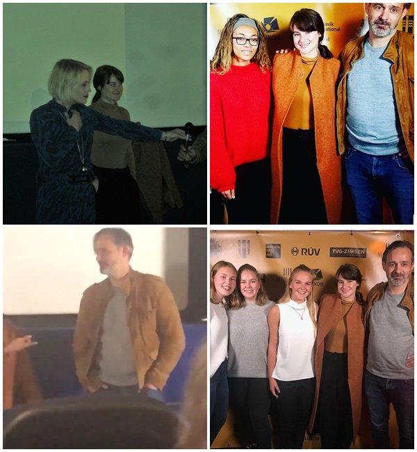 Du 3 au 7 Octobre 2018 - Shailene était au RIFF 2018 en Iceland pour son film Adfrit et pour la série BIG LITTLE LIES