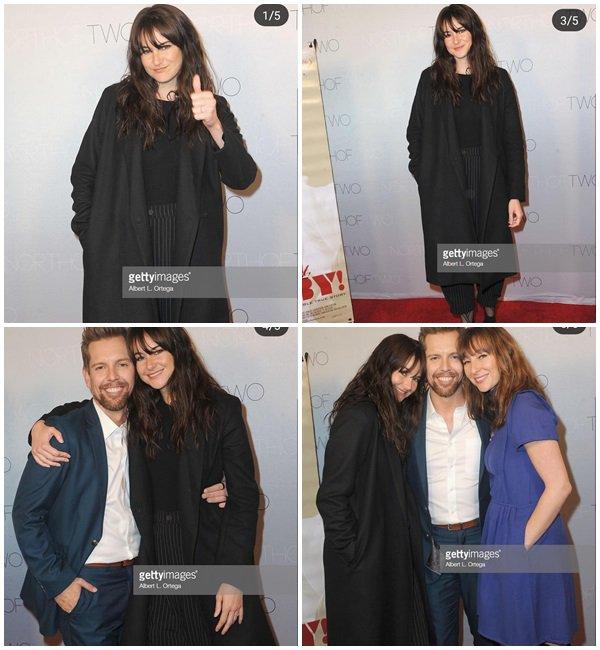 """23 Novembre 2018 - Shailene Woodley et Isidora Goreshter étaient à la première de """"Heart, Baby!"""" à Los Angeles"""