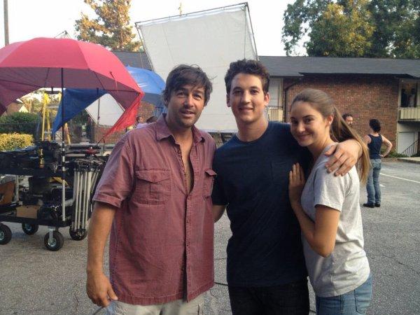 26 Novembre 2018 - Shailene était sur le tournage du film No No No, Yes