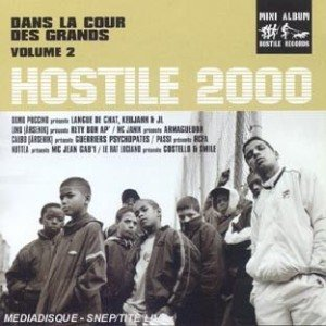 "COMPIL ""HOSTILE 2000 VOL=2"