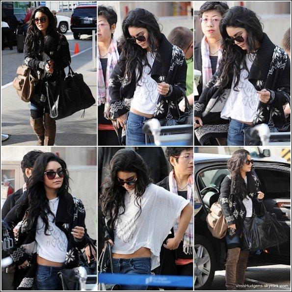 . • ˙ • . • ˙ • . • ˙ • . • ˙ • . • ˙ • . • ˙ • ..•°•.•°•.•°•.•°•.•° •.. • ˙ • . • ˙ • . • ˙ • . • ˙ • . • ˙ • . • ˙ • .  Vanessa a été vue repartant de Los Angeles où elle y a fait un photoshoot avec ses Co-stars de Sucker Punch avant de retourner sur le tournage de Journey 2.. • ˙ • . • ˙ • . • ˙ • . • ˙ • . • ˙ • . • ˙ • ..•°•.•°•.•°•.•°•.•° •.. • ˙ • . • ˙ • . • ˙ • . • ˙ • . • ˙ • . • ˙ • .