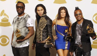 La fin des Black Eyed Peas
