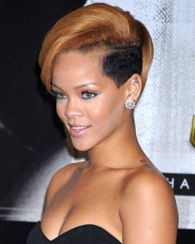 Rihanna,la tigresse