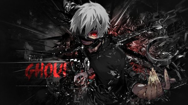 - Tokyo Ghoul -