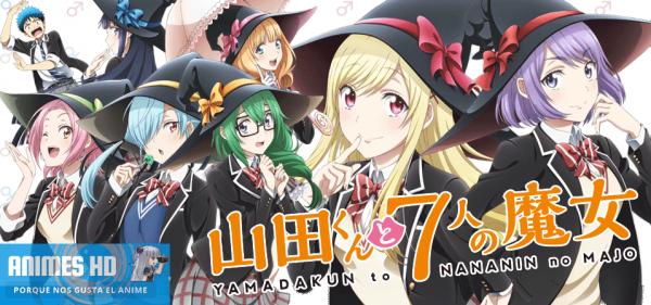 - Yamada-kun to 7 nin no majo