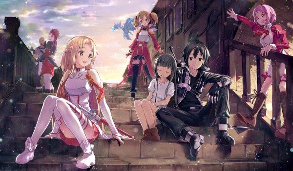 - Sword Art Online -