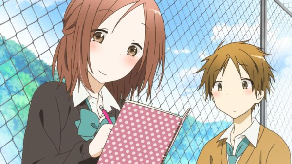 - Isshuukan Friends -