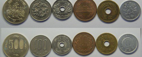 Monnaie japonaise
