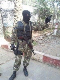 Force spéciale  Armée algeriene