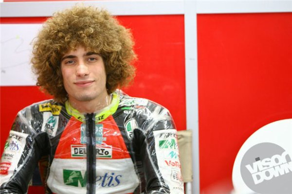 Marco Simoncelli: 58 Forever
