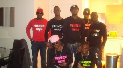 TEE SHIRT ==> FRENCH MAFIA