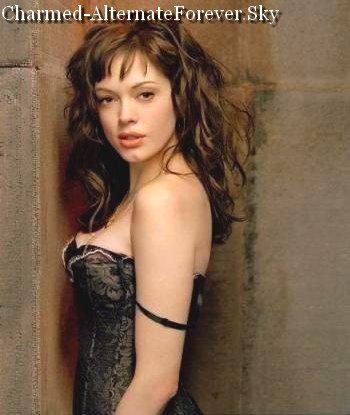 Rose McGowan As Paige