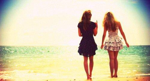Tu étais sencer être ma meilleure amie est pas celle d'une autre.