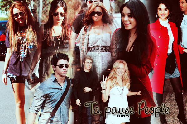 Ta pause Peoples ♥
