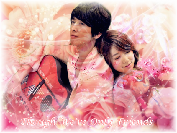 You've Fallen For Me OST / ღJeong Yong Hwa - Thought We're Only Friendsღ (Enyhs) (2011)