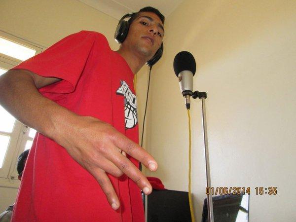 Ramy au studio