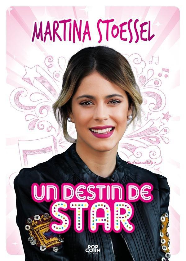 Nouveau livre sur Martina Stoessel !!♥