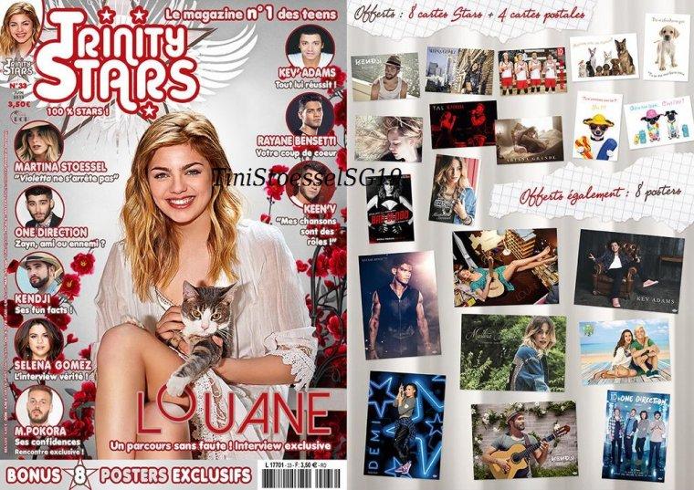 Nouveau Trinity stars....♥