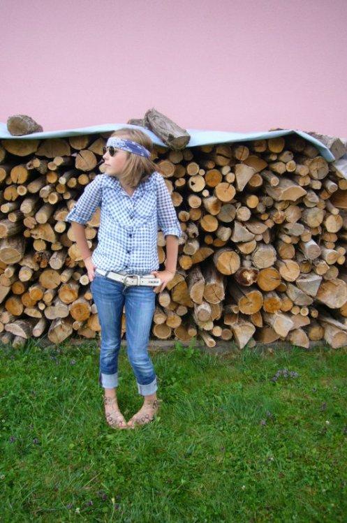 la mode des filles de 13 ans