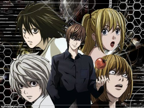 Death Note: Finished! + review (?) SPOILER-ALERT!