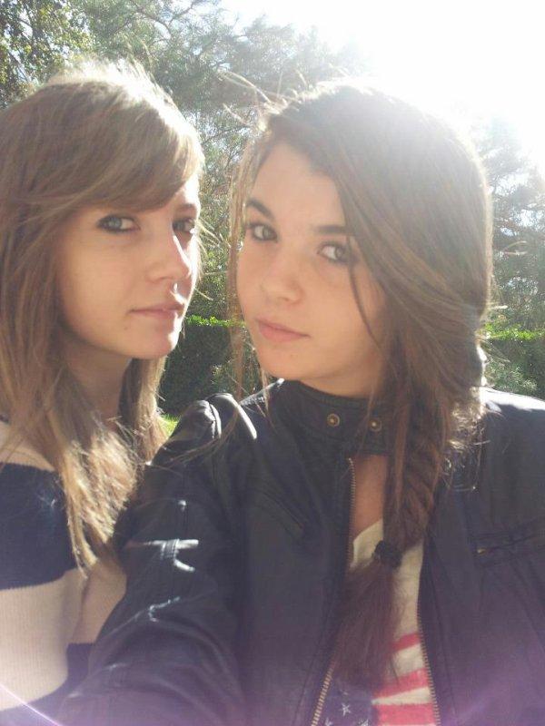 La meilleure amie. ♥