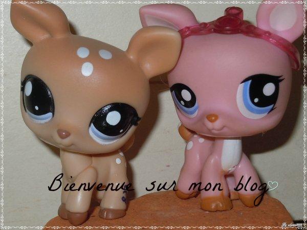 ♥ Bienvenue sur le blog de alyssa2973 ♥