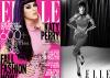 Katy Perry pour le magazine Elle US de Septembre