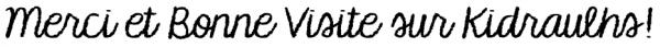 Kidraulhs est un blog répertoire entièrement dédier aux fictions sur Justin Bieber !